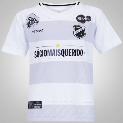 Camisa do ABC I 2016 nº 10 Rinat - Infantil