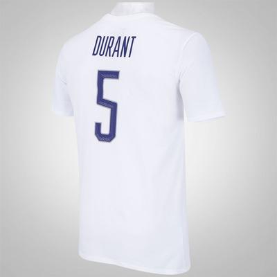 Camiseta Estados Unidos Nike Basquete - Kevin Duran - Masculina