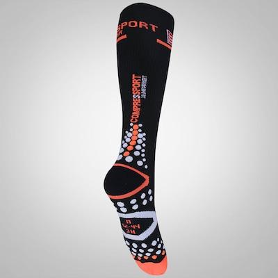 Meia de Compressão Compressport Full Socks V2.1 - Masculina
