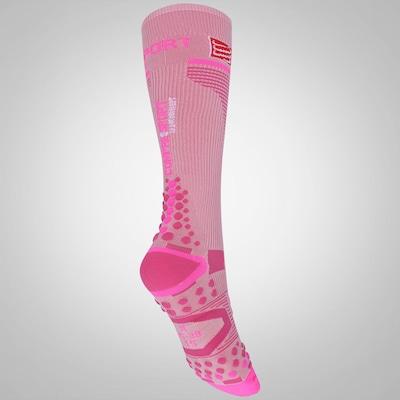 Meia de Compressão Compressport Full Socks V2.1 - Feminina