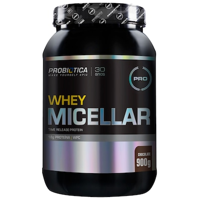 Proteina Probiot Whey Micellar 900G Choc