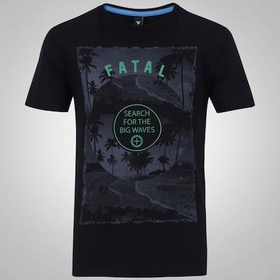 Camiseta Fatal 13321 - Masculina