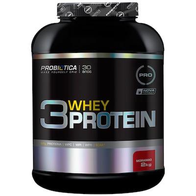 Proteina Probiotica 3 Whey 2Kg Morang