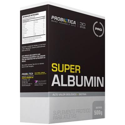 Protein Probiotica Super Albumin 500G Ss
