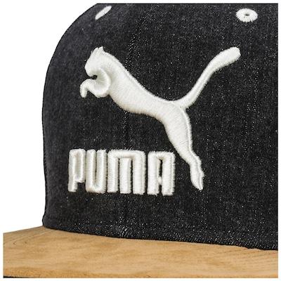 Boné Aba Reta Puma Suede Cap - Snapback - Adulto