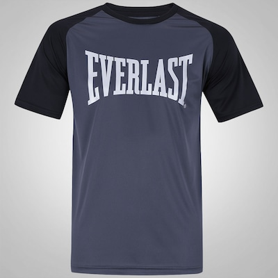 Camiseta Everlast Silk Frente - Masculina