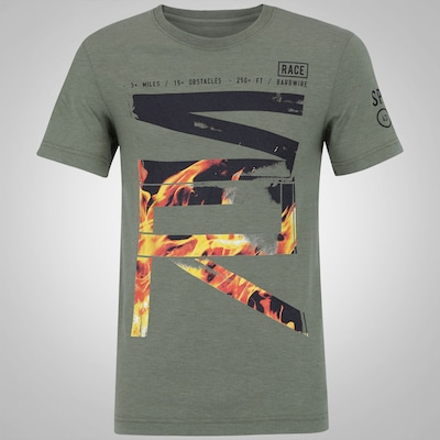 Camiseta Reebok 2 Spartan Race - Masculina