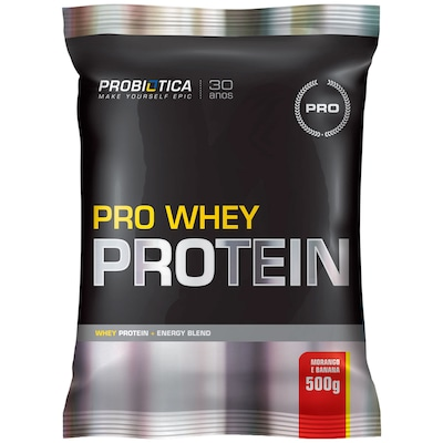 Protein Probitic Pro Whey 500G Mor C Ban