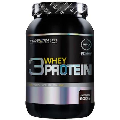 Proteina Probiotica 3 Whey 900G Choco