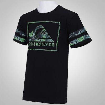 Camiseta Quiksilver Iate - Masculina