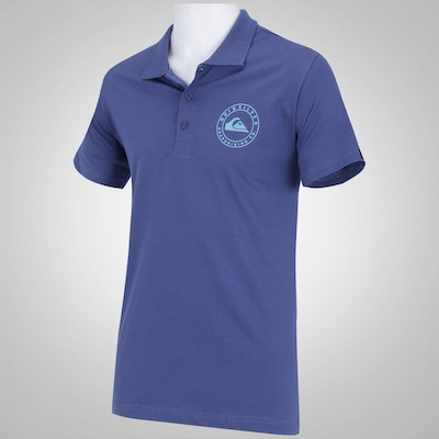 Camisa Polo Quiksilver Paper - Masculina