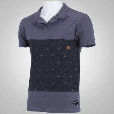 Camisa Polo Oakley Skull Print - Masculina