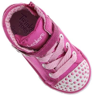 Tênis Skechers Heart e Sole BB Feminino - Infantil