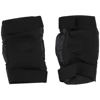 Kit de Proteção para Skate Kronik Premium com Joelheira + Cotoveleira - Adulto