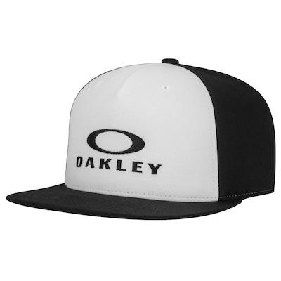 Boné Aba Reta Oakley O Justable 6 Flex Fit - Snapback - Adulto