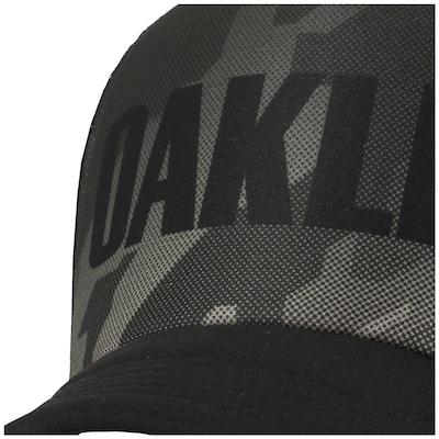 Boné Oakley Sublimated Foam - Snapback - Trucker - Adulto