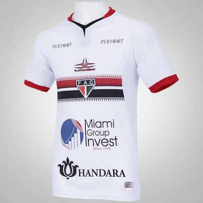 Camisa do Ferroviário II 2016 Uniex - Masculina