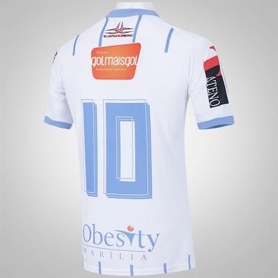 Camisa do Marília II 2016 Uniex - Masculina