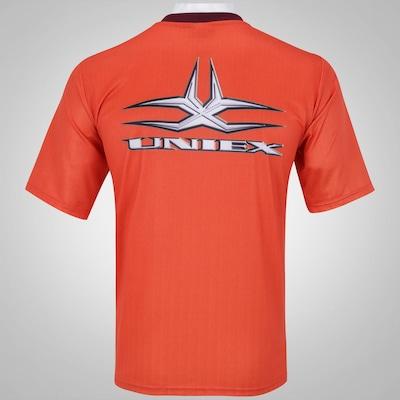 Camiseta de Treino da Portuguesa 2016 Uniex - Masculina