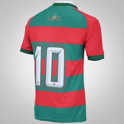 Camisa da Portuguesa I 2016 Uniex - Masculina