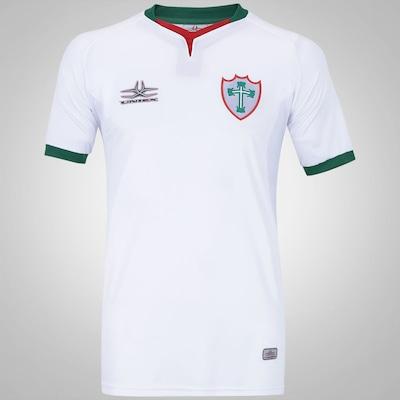 Camisa da Portuguesa II 2016 Uniex - Masculina