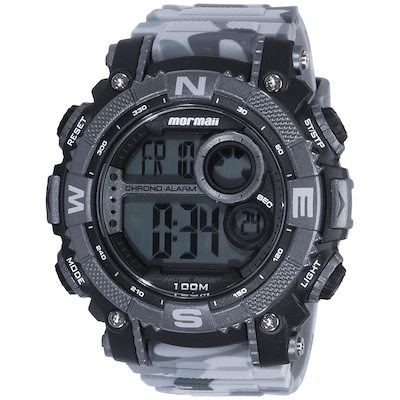 Relógio Digital Mormaii MO12579A - Masculino