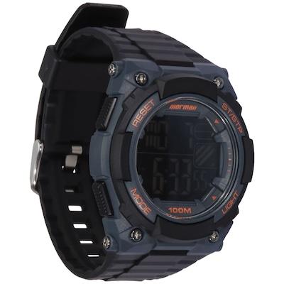 Relógio Digital Mormaii MOY1551A - Masculino