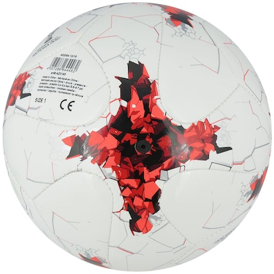 Minibola de Futebol de Campo adidas Krasava