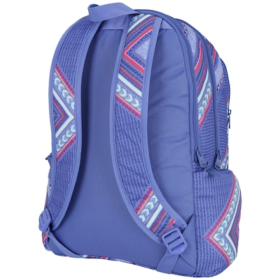 Mochila Roxy Alright Chambray - Feminina