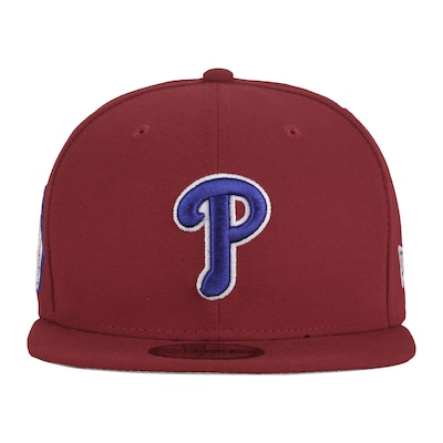Boné Aba Reta New Era Philadelphia Phillies - Fechado - Adulto
