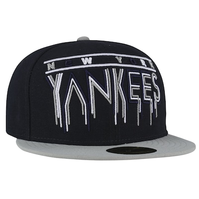 Boné Aba Reta New Era 59FIFTY New York Yankees - Fechado - Adulto