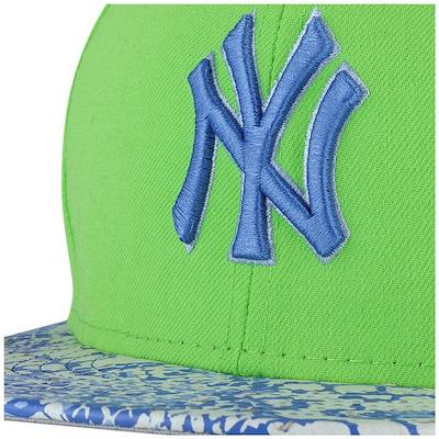 Boné Aba Reta New Era MLB New York Yankees - Strapback - Adulto