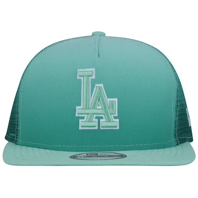 Boné Aba Reta New Era Los Angeles Dodgers - Strapback - Trucker - Adulto