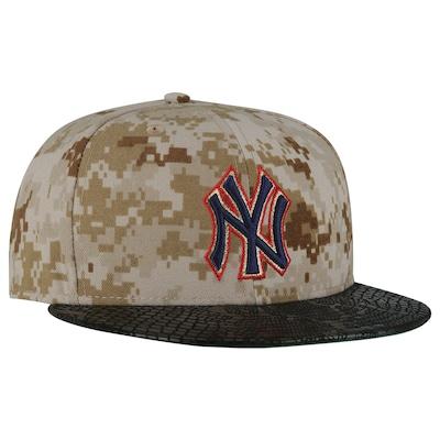 Boné Aba Reta New Era 59FIFTY MLB New York Yankees - Fechado - Adulto