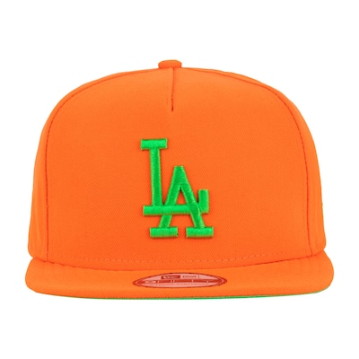 Boné Aba Reta New Era Los Angeles Dodgers Af With - Strapback - Adulto
