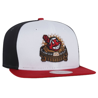 Boné Aba Reta New Era Cleveland Indians - Snapback - Adulto
