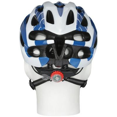 Capacete para Bike Atrio com LED Inmold Azul - Adulto
