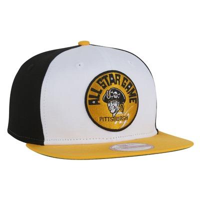Boné Aba Reta New Era 9FIFTY Pittsburgh Pirates - Snapback - Adulto