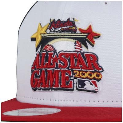 Boné Aba Reta New Era Atlanta Braves - Snapback - Adulto