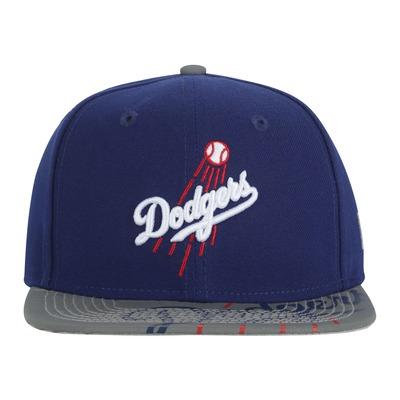 Boné Aba Reta New Era Los Angeles Dodgers Of Sn - Snapback - Adulto