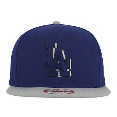 Boné Aba Reta New Era Los Angeles Dodgers Of Shadow - Snapback - Adulto