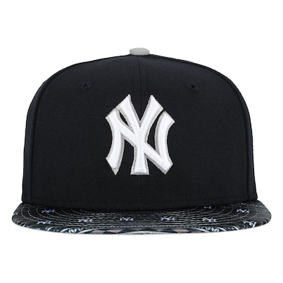 Boné Aba Reta New Era New York Yankees Fair Isle - Fechado - Adulto