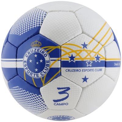 Bola de Futebol de Campo Euro Cruzeiro - Infantil