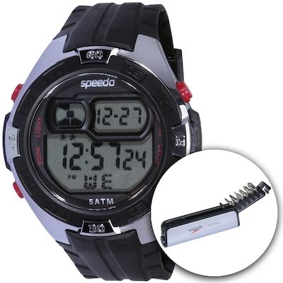 Relógio Digital Speedo 81097G0 com Kit de Ferramentas - Masculino