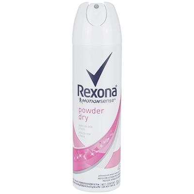 Desodorante Rexona Aerosol Women Powder Dry - 150ml