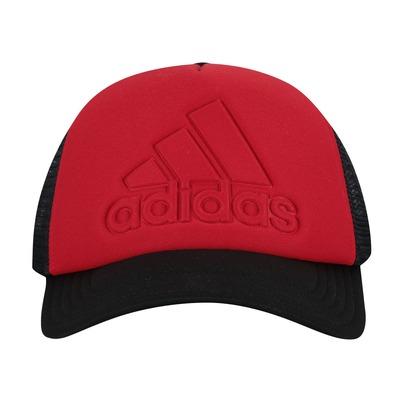 Boné adidas Logo - Snapback - Trucker - Adulto