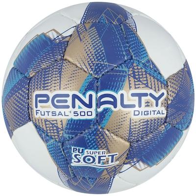 Bola de Futsal Penalty Digital 500 CC VII