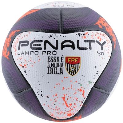 Bola de Futebol de Campo Penalty S11 Pró FPF VII