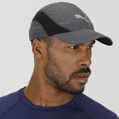 Boné Puma Pure Running - Strapback - 5 Panel - Adulto