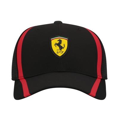 Boné Puma Scuderia Ferrari Fanwear Redline - Strapback - Adulto